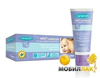 Lansinoh Крем для сосков HPA 10г (10305) Lansinoh