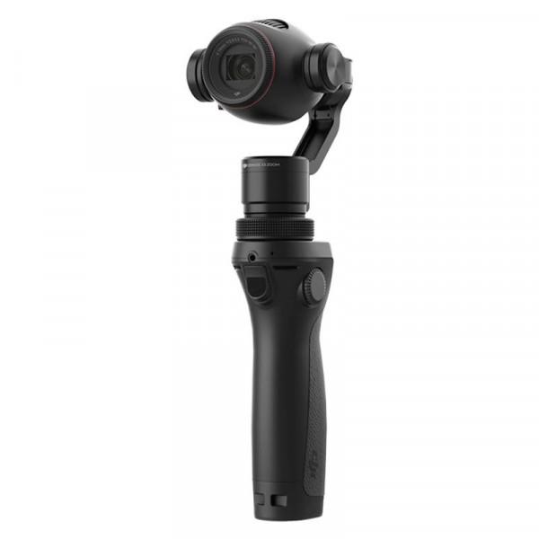 Трехосевой стабилизатор с камерой DJI Osmo + zoom (866358)