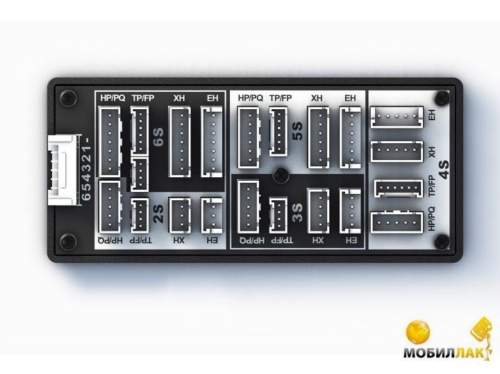 SkyRC Балансировочная плата SkyRC Multi Banlance Board Adapter для 2-6S Lipo (SK-600056-01) MobilLuck.com.ua 170.000