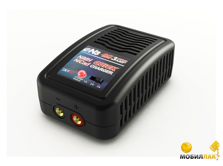 SkyRC Зарядное устройство SkyRC eN3 3A/20W с/БП для NiMH аккумуляторов (SK-100070) MobilLuck.com.ua 310.000