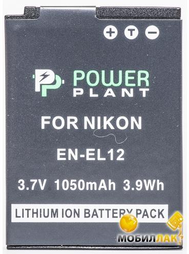 PowerPlant Nikon EN-EL12 MobilLuck.com.ua 98.000