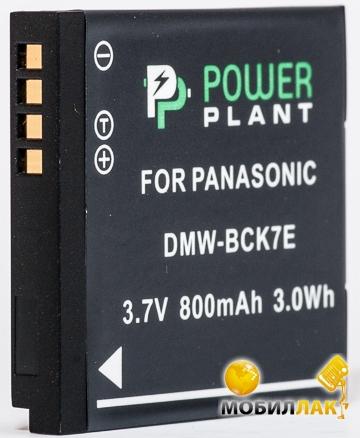 PowerPlant Panasonic DMW-BCK7E MobilLuck.com.ua 164.000