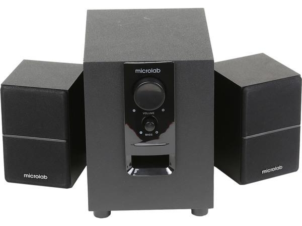 Колонки Microlab M-106 Black