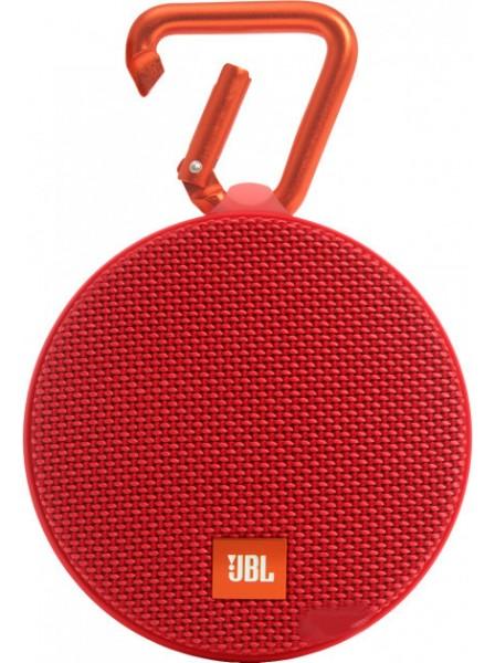 Акустическая система JBL Clip 2 Красная (JBLCLIP2RED)