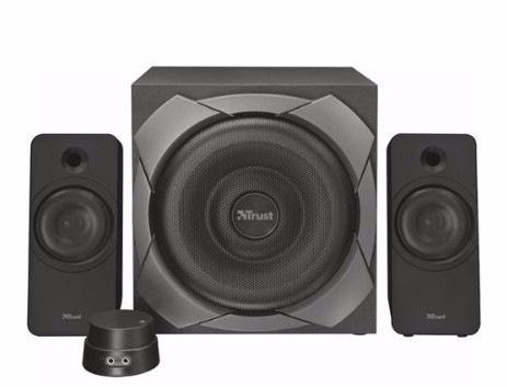 Trust Zelos 100Watt 2.1 Speaker Set Trust