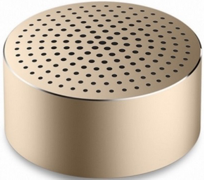 Xiaomi Mi Portable Bluetooth Speaker Gold Xiaomi