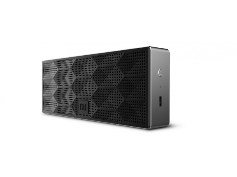 Колонка Xiaomi Square Box Bluetooth Speaker Black (1154400010)