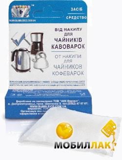 bubbleice Bubbleice Средство от накипи для чайников и кофеварок