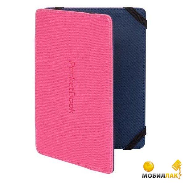 Обложка для электронной книги PocketBook 5 2 sided Blue-pink for 515 mini