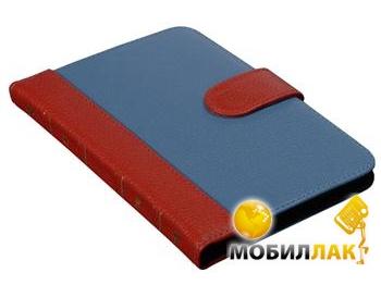 SB1995 Bookcase S кожа Blue/Red MobilLuck.com.ua 164.000