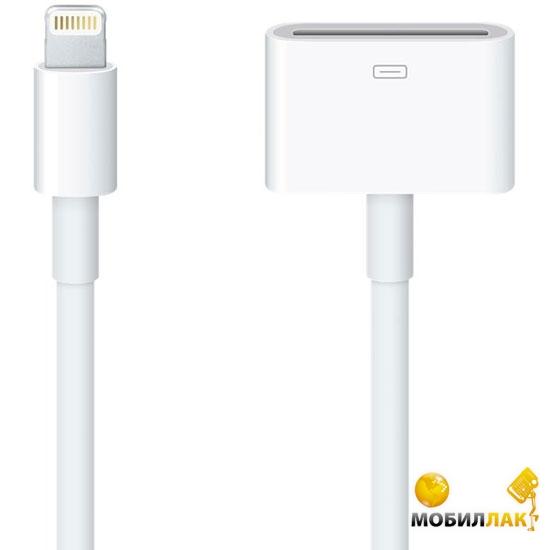 Apple Lightning to 30-pin (0.2 m) MobilLuck.com.ua 529.000