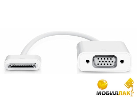 Apple iPad Dock Connector to VGA MobilLuck.com.ua 378.000