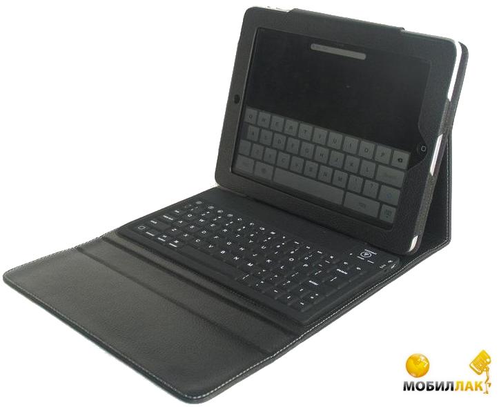Noname Чехол для Ipad2, Ipad3 с Bluetooth клавиатурой MobilLuck.com.ua 871.000