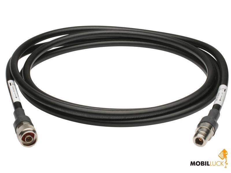 D-Link ANT24-CB03N HDF-400 Nplug-Njack, 3м (ANT24-CB03N) MobilLuck.com.ua 358.000