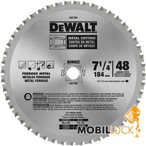 DeWALT Диск отрезной по металлу 355мм карбидный (DT1900) MobilLuck.com.ua 2356.000