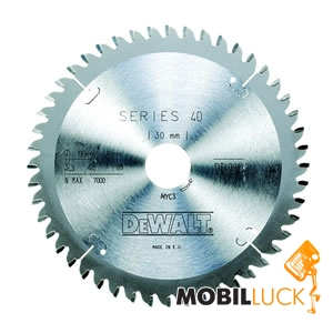 DeWALT Диск пильный HM, 160х20мм, 48 зубьев (DT4084) MobilLuck.com.ua 1017.000