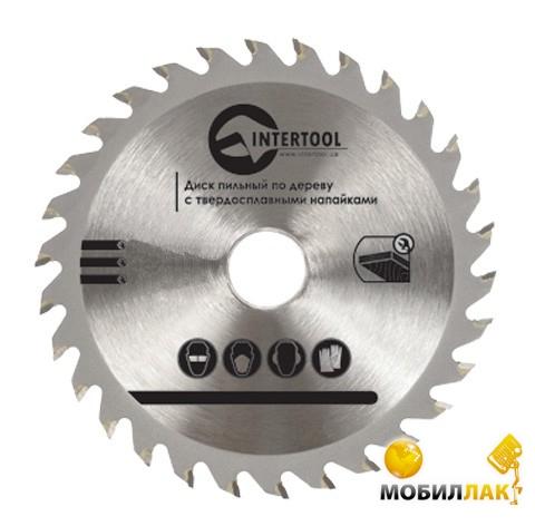 Intertool CT-3043 Диск пильный по дереву 180*22*1.5мм , 40 зубьев MobilLuck.com.ua 50.000