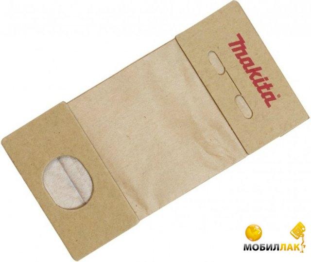 Набор бумажных пылесборников Makita для BO5010, BO5011, BO5012, BO4553, BO4554, BO4561, BO4563