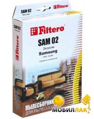 Filtero SAM 02 эконом (4) MobilLuck.com.ua 78.000