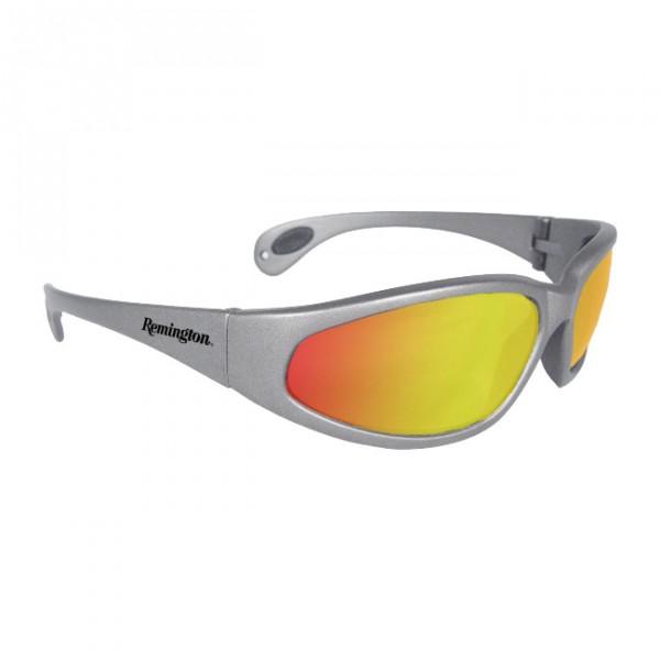 Стрелковые очки Remington T-70 Зеркальные желтые