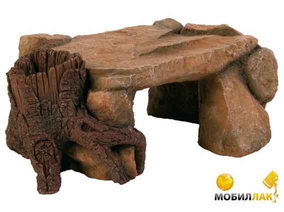 Trixie Каменная плита для рептилий 25х17х10см (8847) MobilLuck.com.ua 172.000