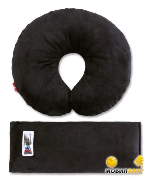 Eternal Shield Комплект дорожный для сна черный (4601234567855) MobilLuck.com.ua 198.000