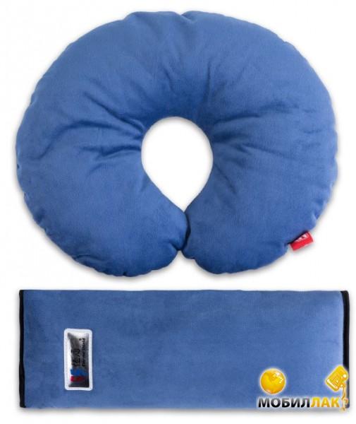 Eternal Shield Комплект дорожный для сна синий (4601234567848) MobilLuck.com.ua 198.000
