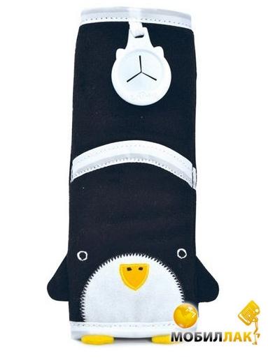 Trunki Накладка на ремень Snoozihedz Seatbelt Pad Penguin Pippin (TRUA-0104) MobilLuck.com.ua 180.000