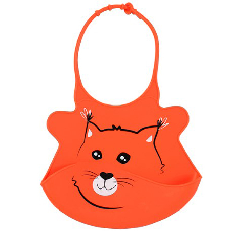 BabyOno 834 Котик оранжевый BabyOno