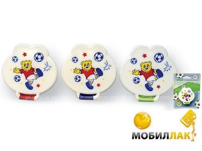 Lindo Цепочка для пустышки Футбол с клипсой (РК 073) MobilLuck.com.ua 14.000