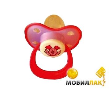 Lindo Пустышка силиконовая с прикусом Disney (от 3 мес.) (PK 013/3+) MobilLuck.com.ua 40.000
