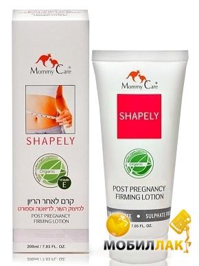 Mommy Care Укрепляющий лосьон после родов с органическим маслом ши и авокадо 200 мл (491214) Mommy Care