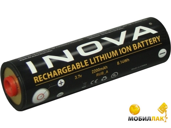 Inova Аккумулятор 2200mAh (RUB-A) MobilLuck.com.ua 297.000