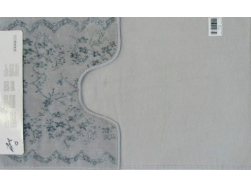 arya Arya Bahar 60x100 см Серый 2 предмета (8680943014689)