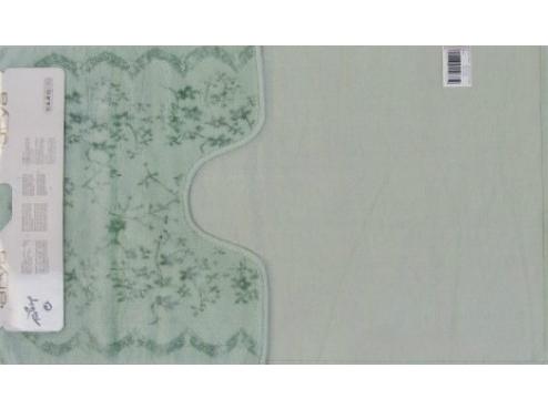 arya Arya Bahar 60x100 см Водянисто-зеленый 2 предмета (8680943014672)