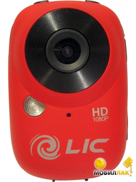 Liquid Image Ego HD 1080P Red с Wi-Fi MobilLuck.com.ua 2699.000