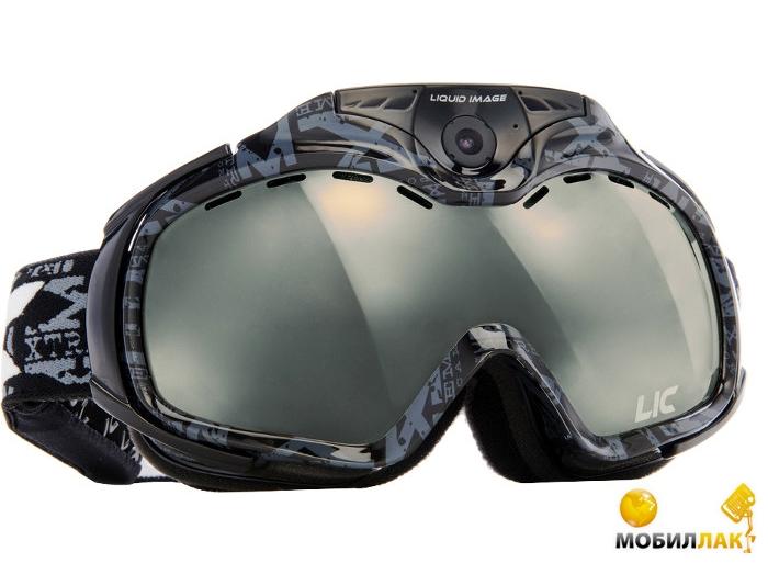 Liquid Image Snow Goggle Apex HD 1080P Black MobilLuck.com.ua 3999.000