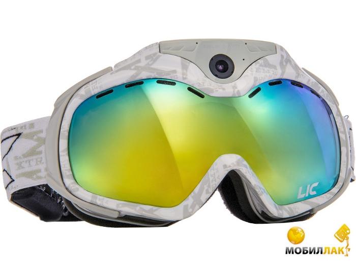 Liquid Image Snow Goggle Apex HD 1080P White MobilLuck.com.ua 3999.000