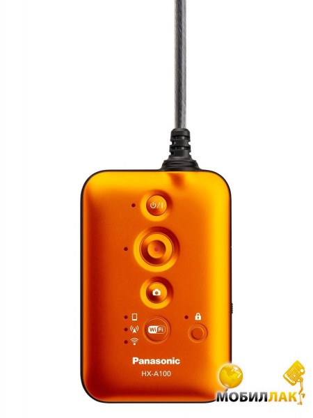 Panasonic HX-A100 Orange MobilLuck.com.ua 3132.000
