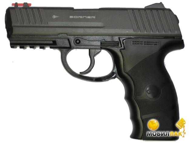 Пневматична зброя рушниця borner w3000 w3000m