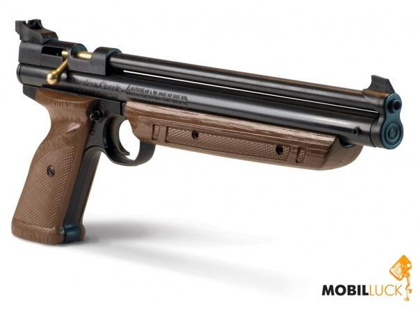 Пневматический пистолет Crosman American Classic 1377C.