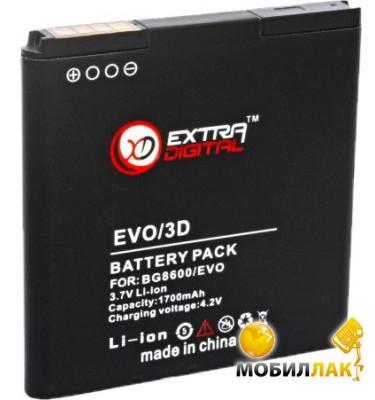 ExtraDigital HTC EVO 3D (BMH1144) MobilLuck.com.ua 216.000