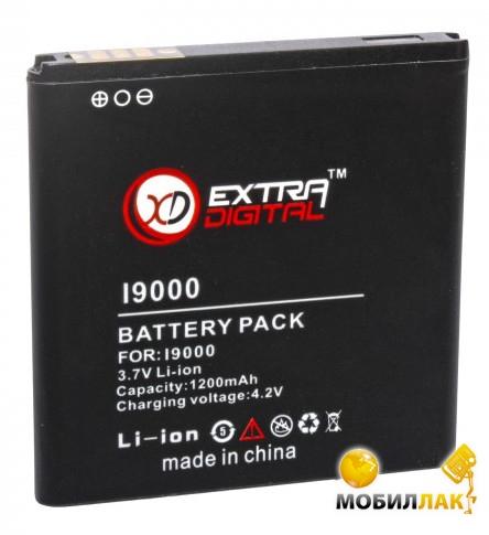 ExtraDigital Samsung I9000/Galaxy S/T959 (BMS1129) MobilLuck.com.ua 155.000