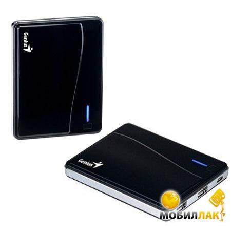 Genius ECO-U63900 6600 mAh черный MobilLuck.com.ua 341.000