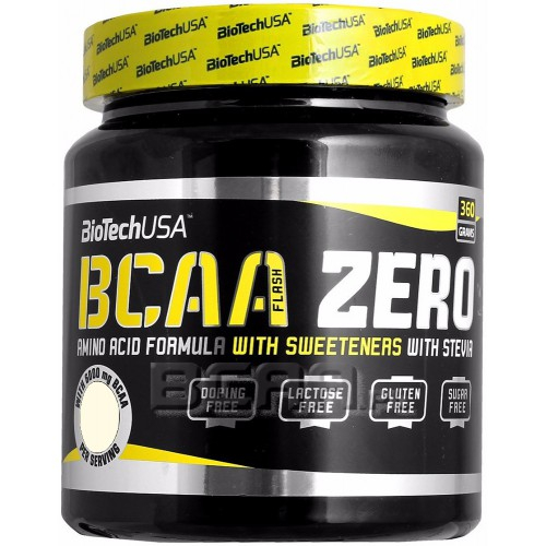 biotech BioTech BCAA Flash Zero 360 г Cola