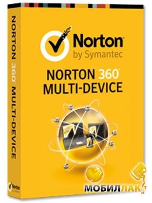 Symantec 360 Ru 1 User 3 Lic Ret Box (21247903) MobilLuck.com.ua 699.000