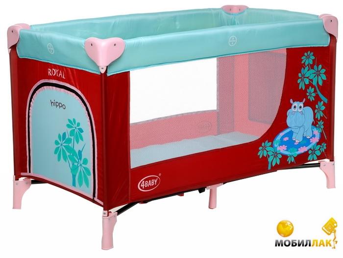 4baby Royal Hippo MobilLuck.com.ua 878.000
