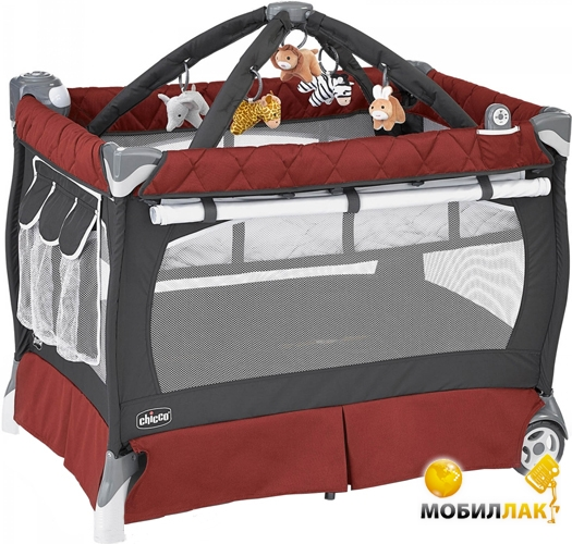 Chicco Кроватка-манеж Lullaby LX с игрушкой (79059.78) MobilLuck.com.ua 2731.000