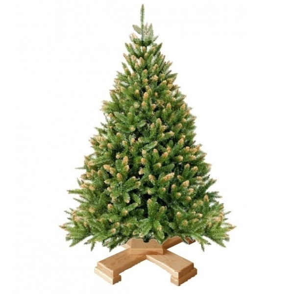 christmass-tree Christmass-tree Ель Снежинка 1.55м