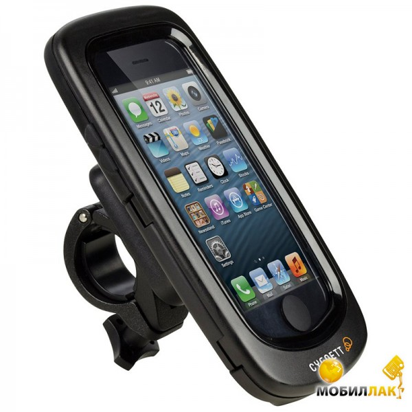 Cygnett Bike Mount with Water Resistant Case for iPhone 5 MobilLuck.com.ua 323.000
